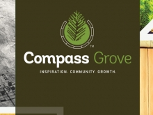 Compass Grove Branding