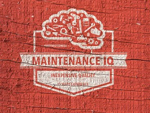 Maintenance IQ Visual Brand
