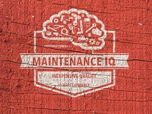 Maintenance IQ Visual Brand