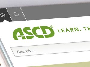 ASCD.org Website Redesign