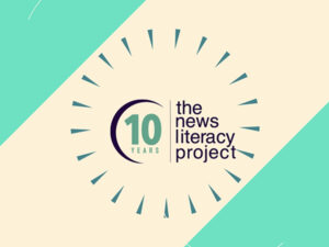 The News Literacy 10th Anniversary
