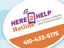 Behavioral Health System Baltimore: Crisis Line Rebranding